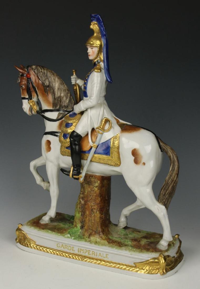 """Scheibe Alsbach Kister soldier figurine """"Garde - 4"""