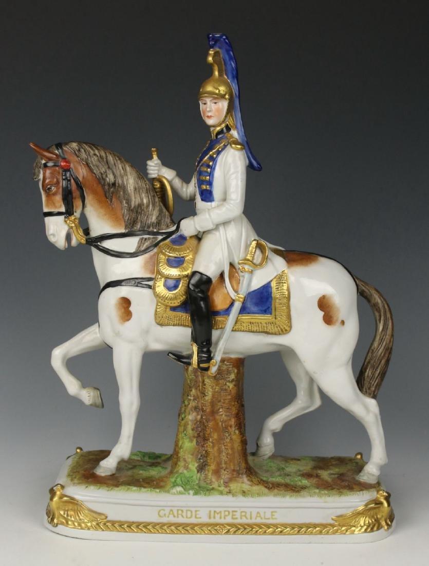 """Scheibe Alsbach Kister soldier figurine """"Garde - 5"""