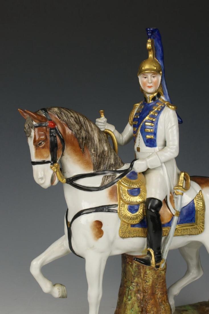 """Scheibe Alsbach Kister soldier figurine """"Garde - 6"""