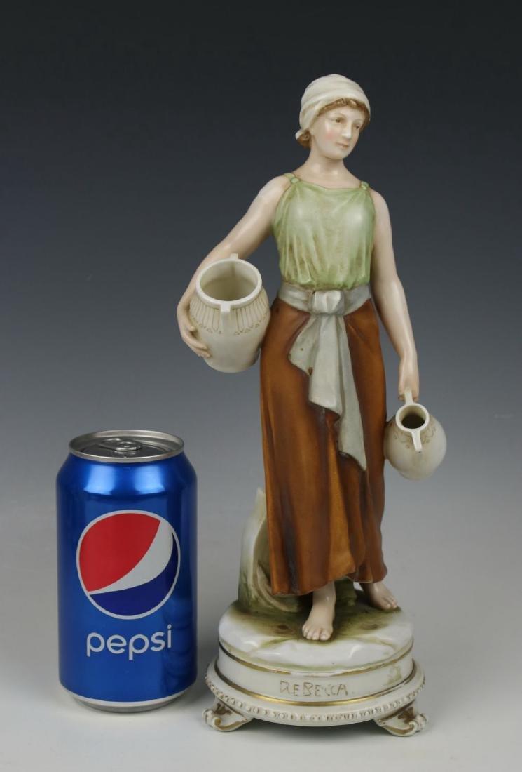 "Early Karl Ens figurine ""Rebecca at the Well"" - 10"