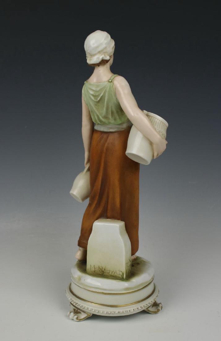 "Early Karl Ens figurine ""Rebecca at the Well"" - 5"