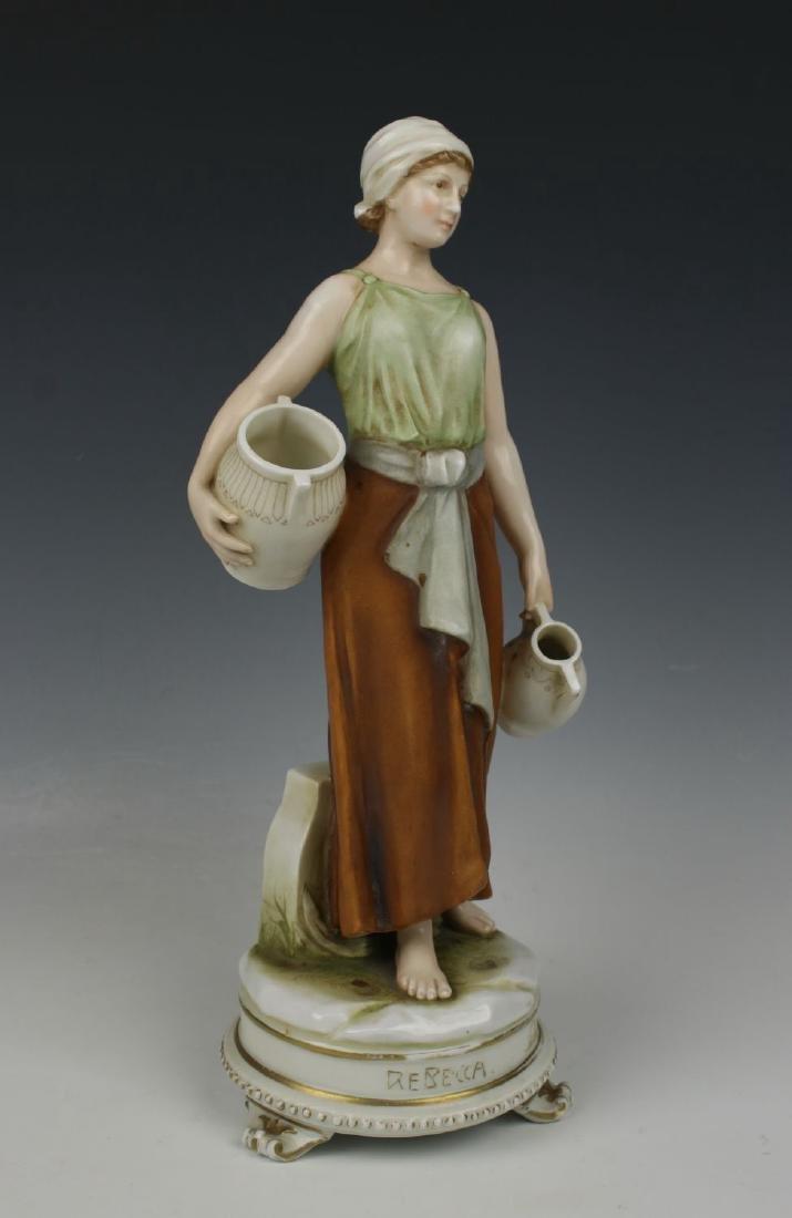 "Early Karl Ens figurine ""Rebecca at the Well"" - 6"