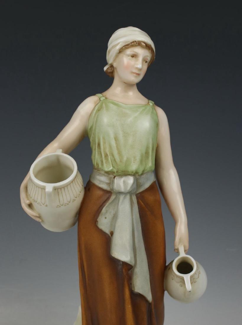 "Early Karl Ens figurine ""Rebecca at the Well"" - 7"