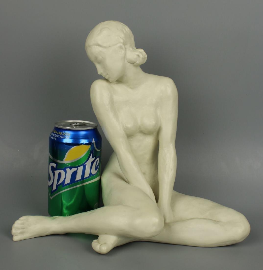 """Rosenthal Fritz Klimsch Figurine  """"Sitting Girl"""" - 10"""