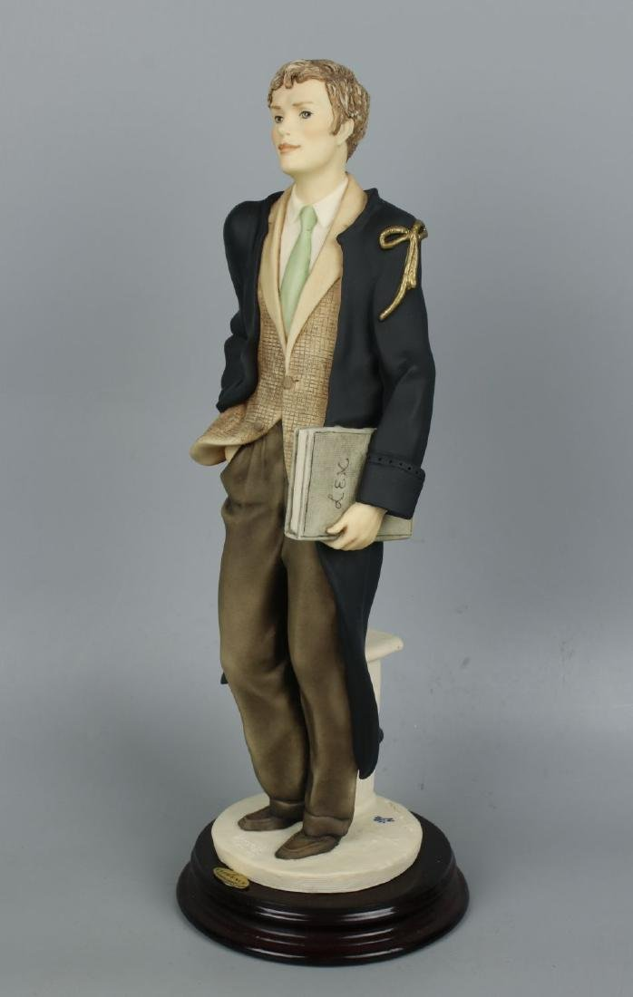 "Giuseppe Armani Figurine Lawyer ""Justice"" - 2"