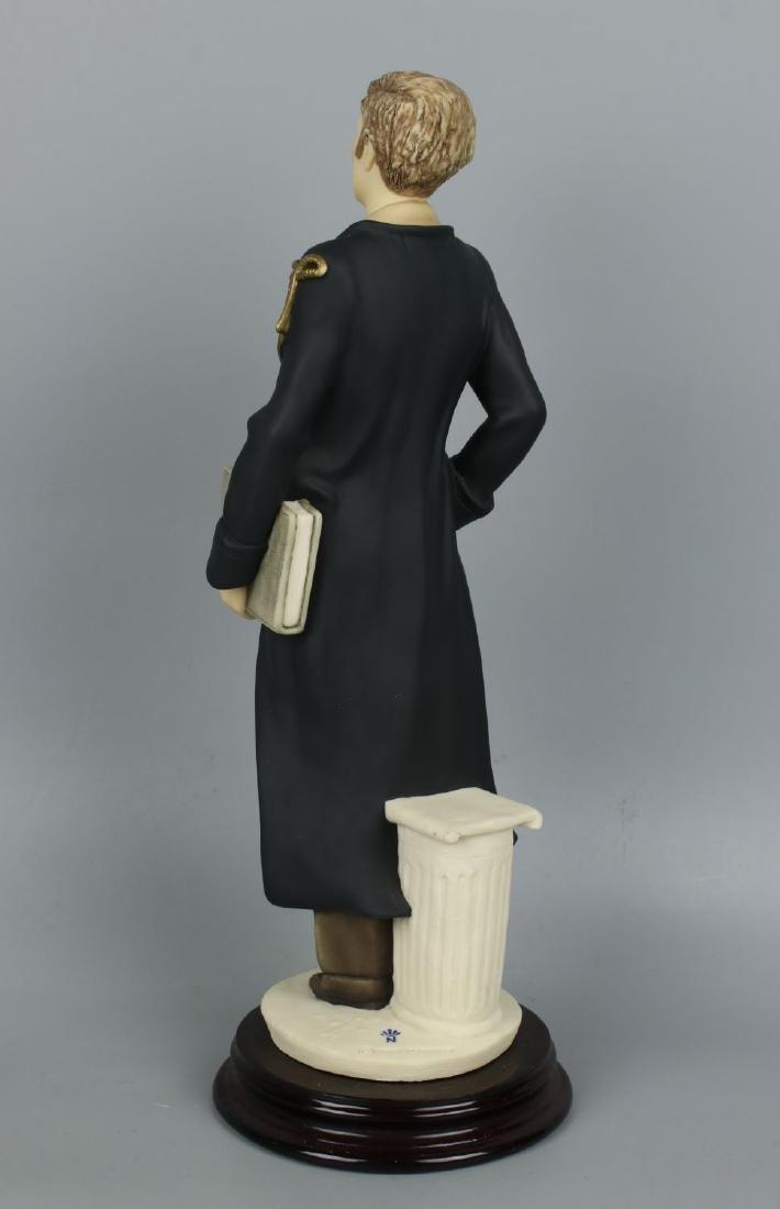 "Giuseppe Armani Figurine Lawyer ""Justice"" - 3"