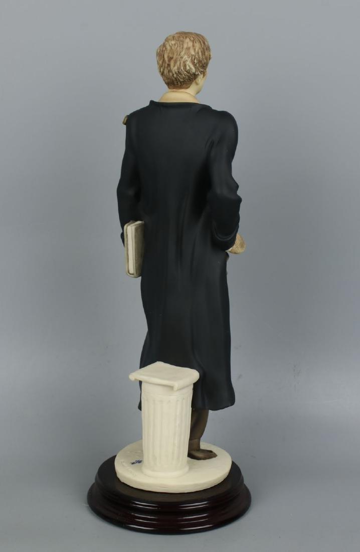 "Giuseppe Armani Figurine Lawyer ""Justice"" - 5"