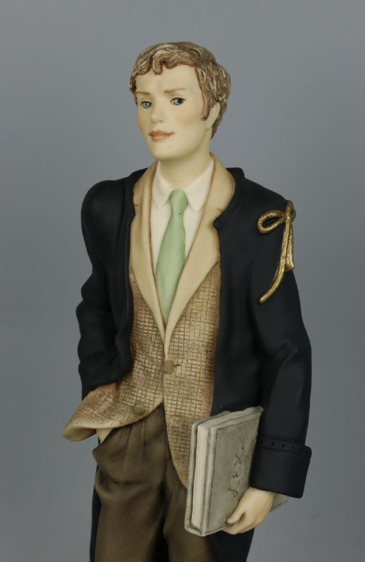 "Giuseppe Armani Figurine Lawyer ""Justice"" - 7"
