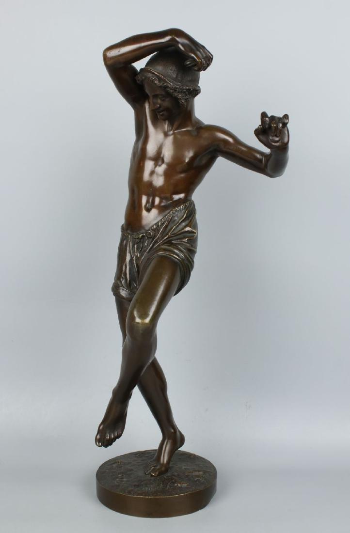 Francisque Joseph Duret (French, 1804-1865) Bronze - 4
