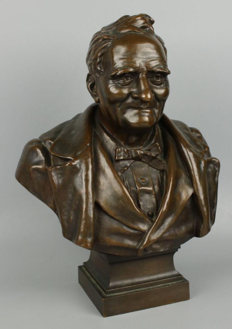 Ernest Dame (french, 1845-1920) Bronze Gruet Foundry