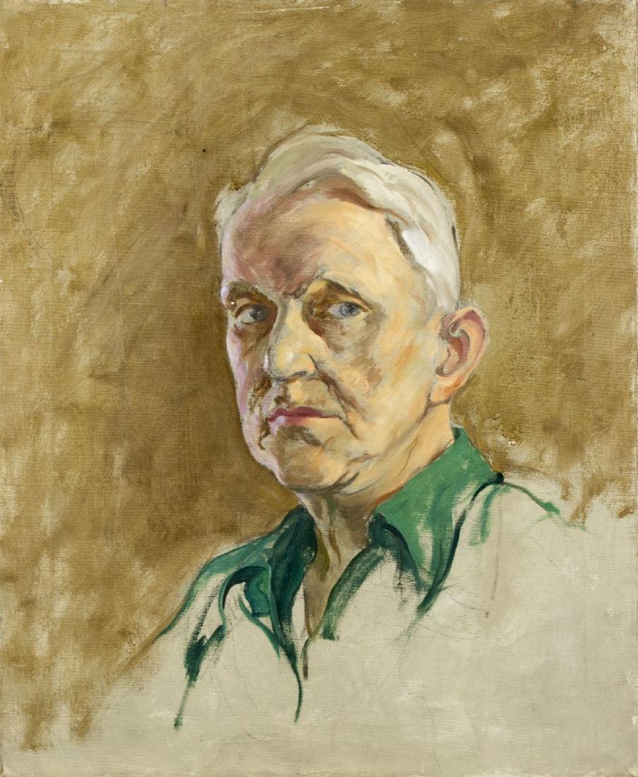 Guy Hoff (New York,1889-1962) oil on canvas