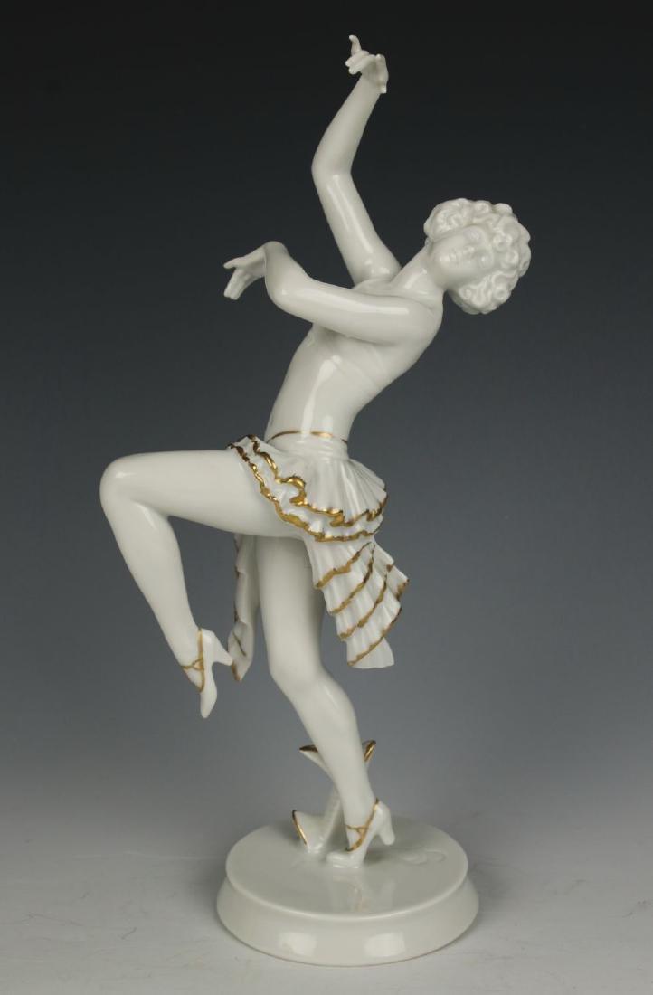 "Rosenthal Figurine G. Oppel ""Charleston"""