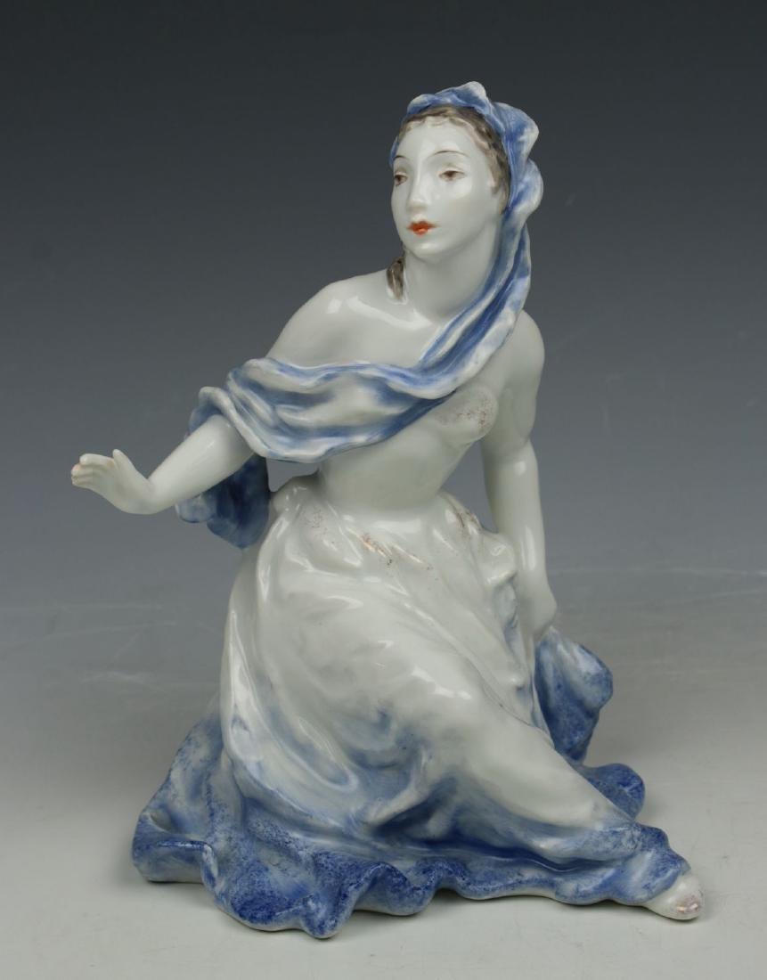 """Rosenthal Friedrich Gronau Figurine """"Downbeat"""""""