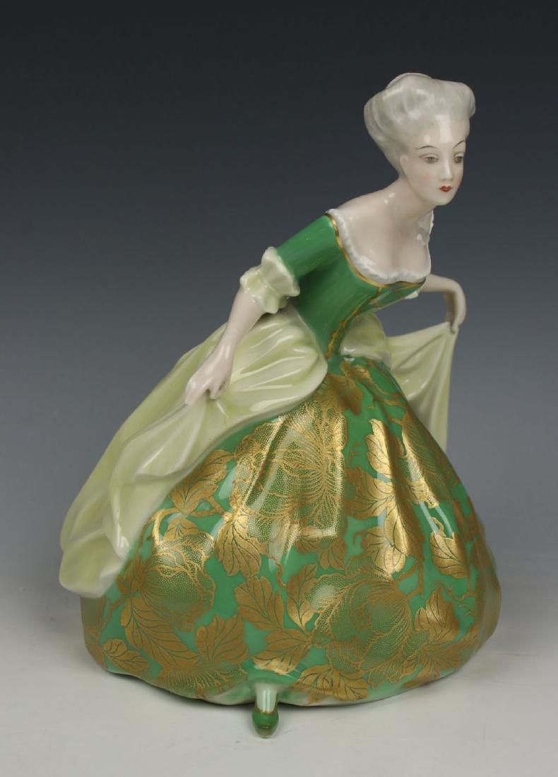 "Rosenthal Figurine ""Empire Dancer"""