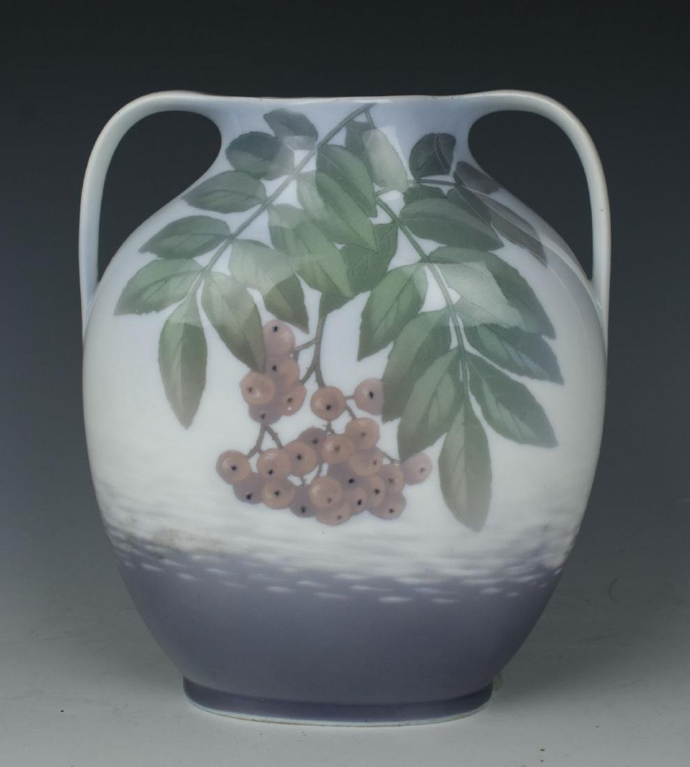 Antique 1900 rare Royal Copenhagen #227 Vase