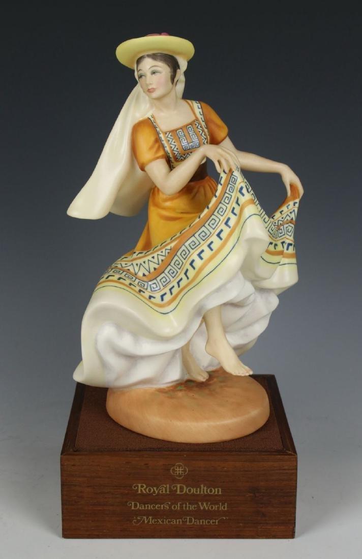 "Royal Doulton Figurine HN2866 ""Mexican Dancer"""