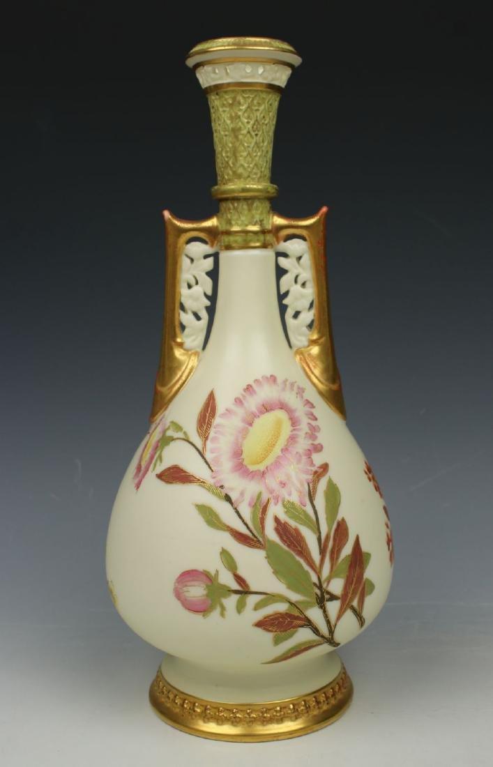 19C Royal Worcester 942 Vase Urn