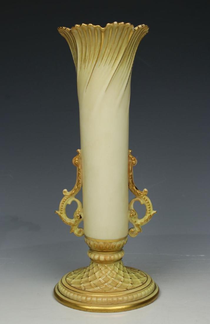 19C Royal Worcester 1556 Vase
