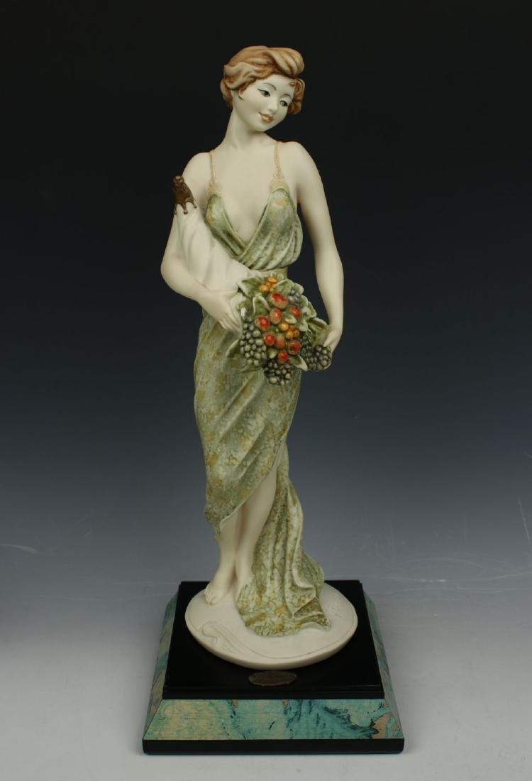 "Giuseppe Armani Figurine ""Abudance"""