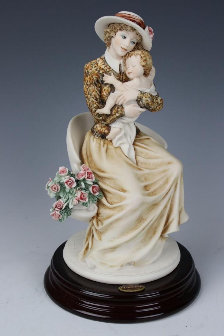 "Giuseppe Armani Figurine ""My Little Flower"""