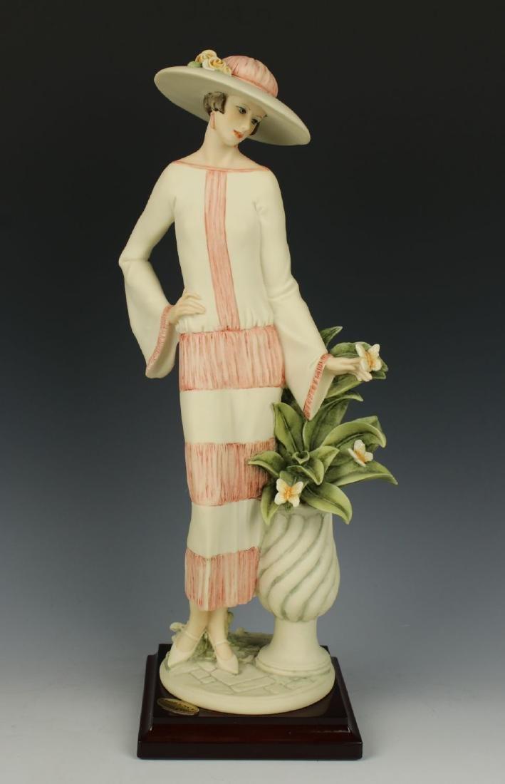 "Giuseppe Armani Figurine ""Madelaine"""
