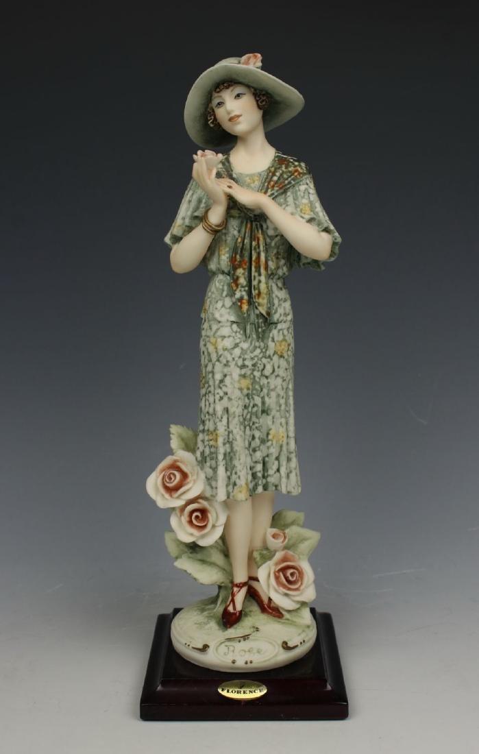 """Giuseppe Armani Figurine """"Rose"""""""