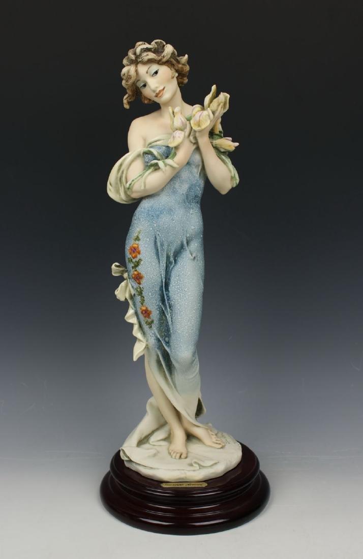 "Giuseppe Armani Figurine ""Iris"""