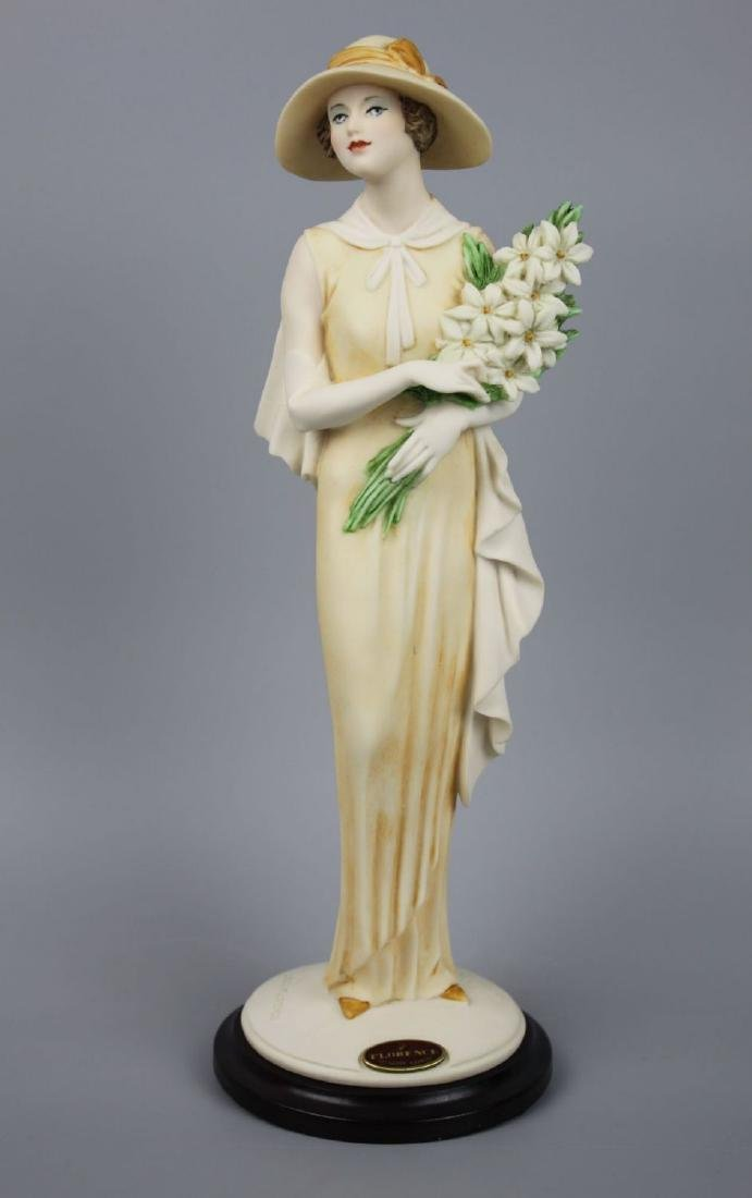"Giuseppe Armani Figurine ""Wedding Morn"""