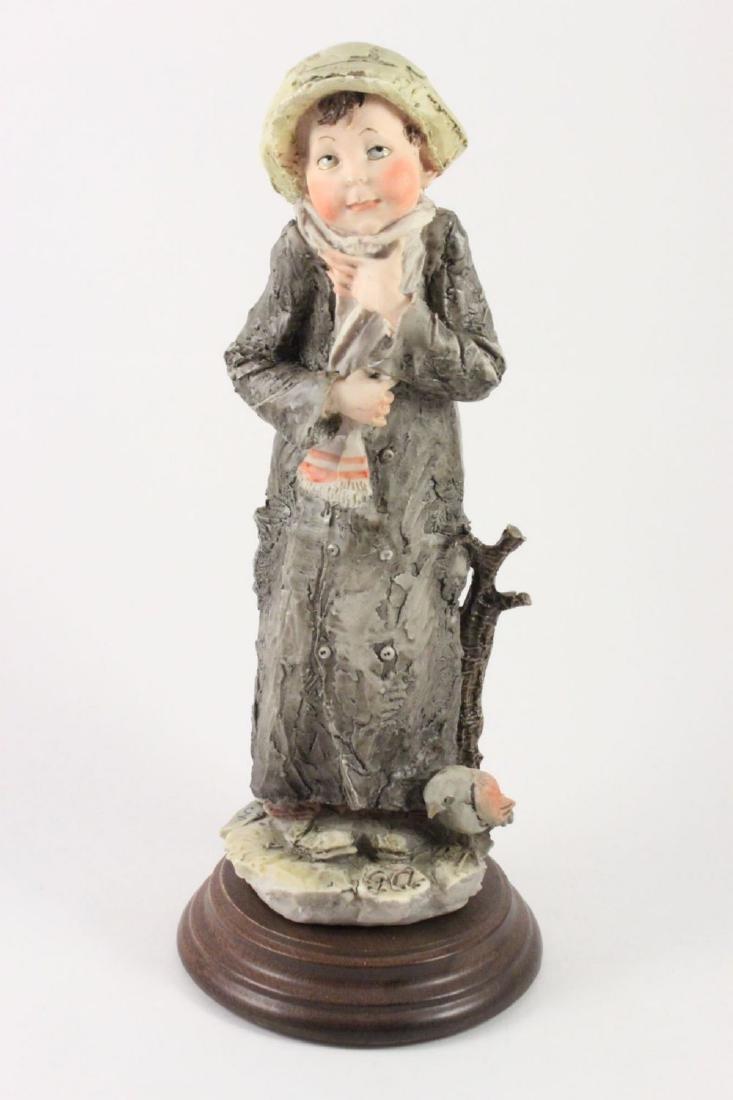 Giuseppe Armani Figurine Winter