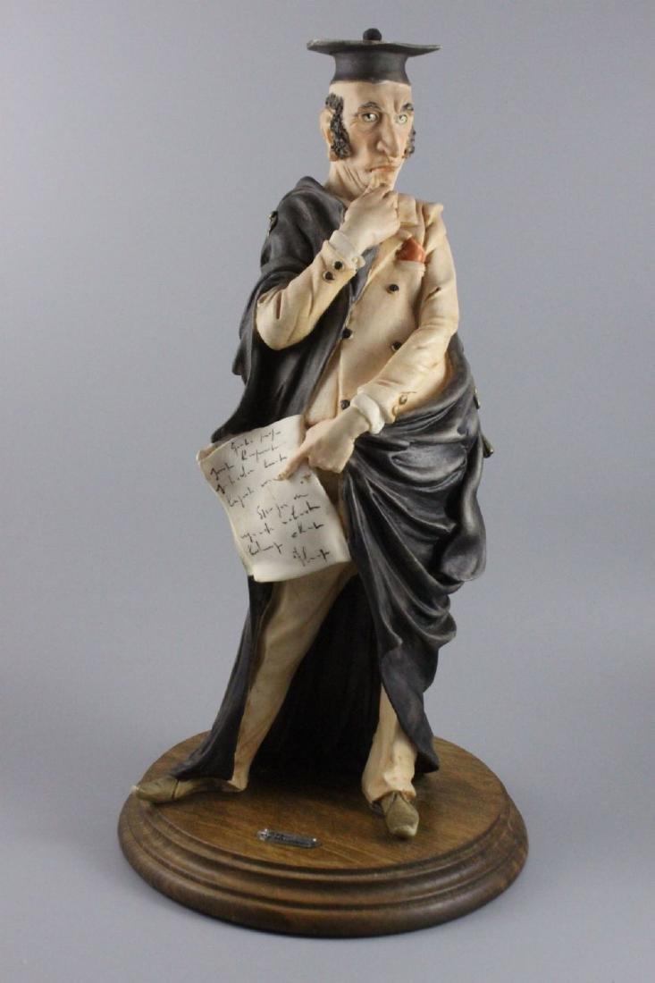 Giuseppe Armani Figurine Professor