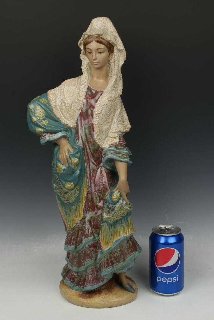 "20"" Lladro figurine 12083 ""Carmen"" - 10"