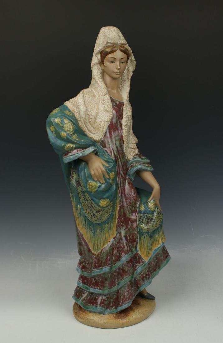 "20"" Lladro figurine 12083 ""Carmen"" - 2"