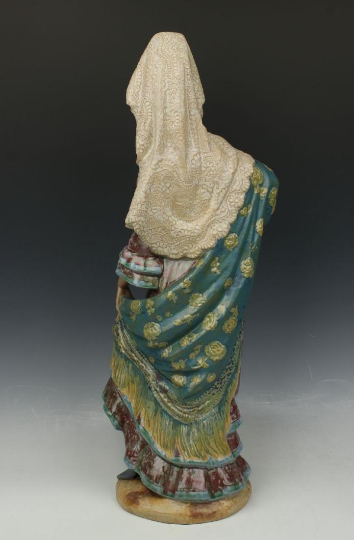 "20"" Lladro figurine 12083 ""Carmen"" - 5"