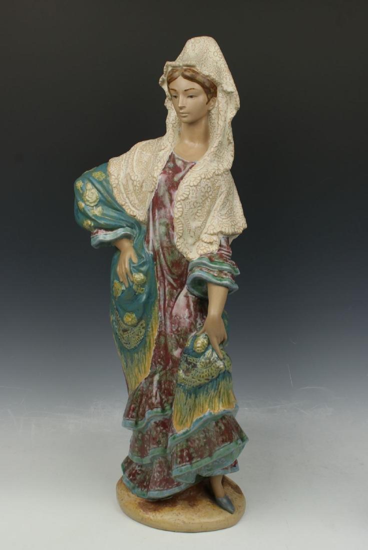 "20"" Lladro figurine 12083 ""Carmen"" - 6"