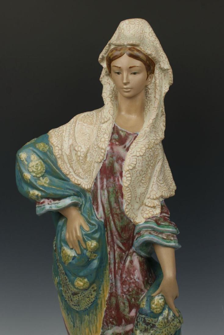 "20"" Lladro figurine 12083 ""Carmen"" - 7"