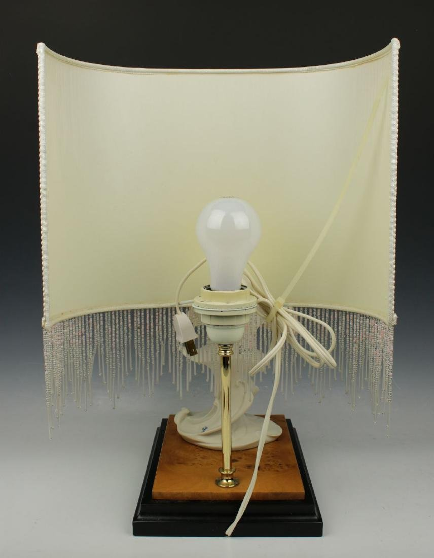 "Giuseppe Armani Figurine Lamp ""Fascination"" - 9"
