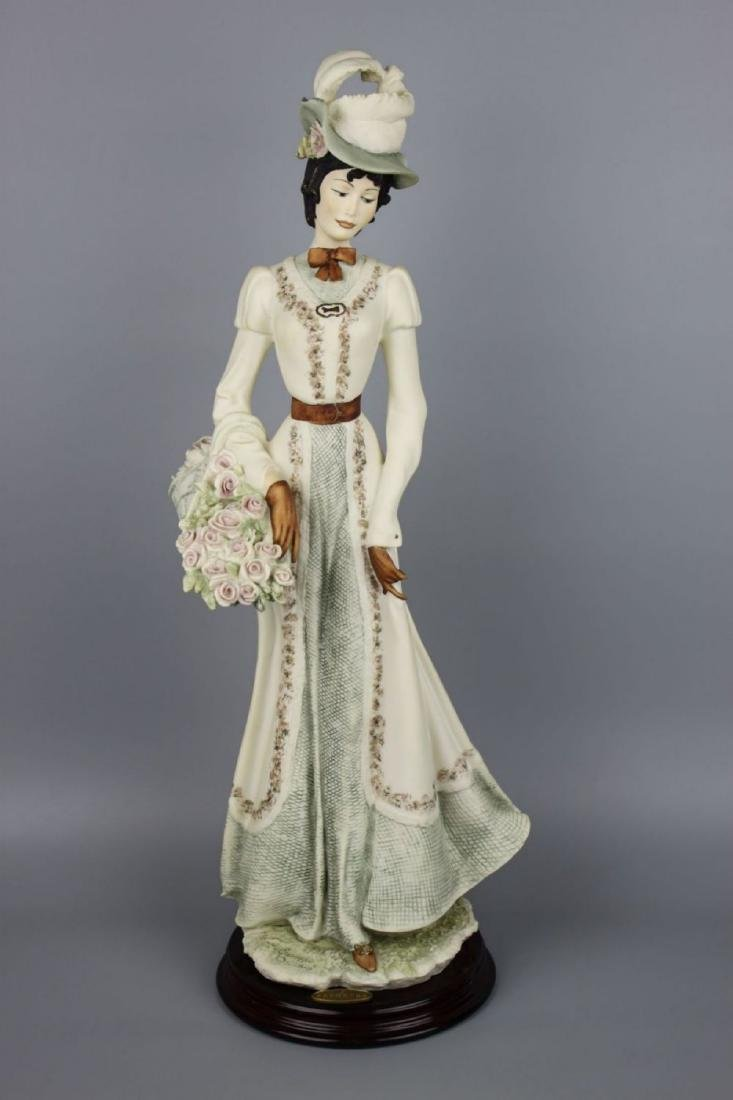"Giuseppe Armani Figurine ""Fragrance"" LIMITED"