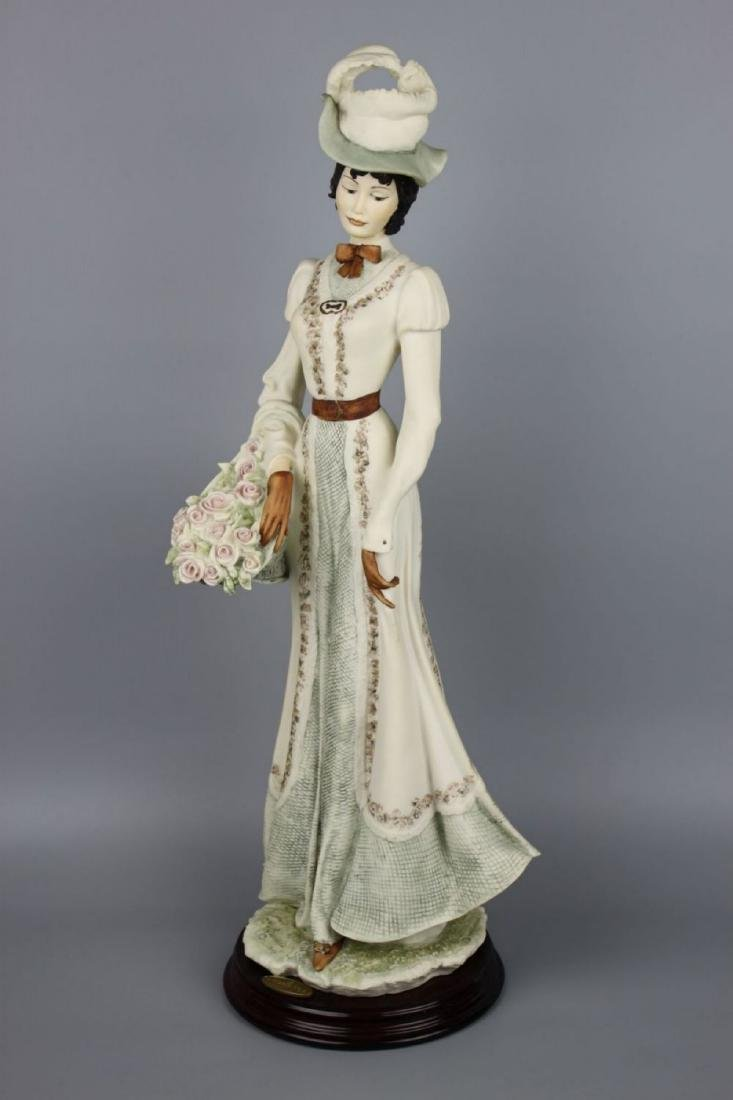 "Giuseppe Armani Figurine ""Fragrance"" LIMITED - 2"