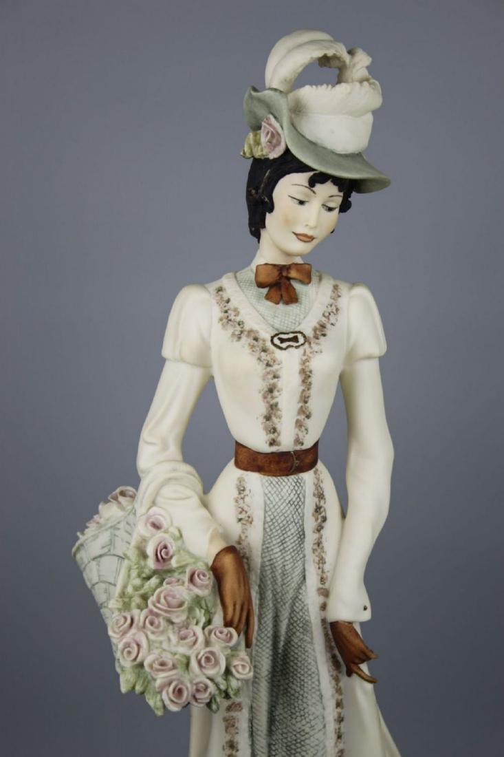 "Giuseppe Armani Figurine ""Fragrance"" LIMITED - 6"
