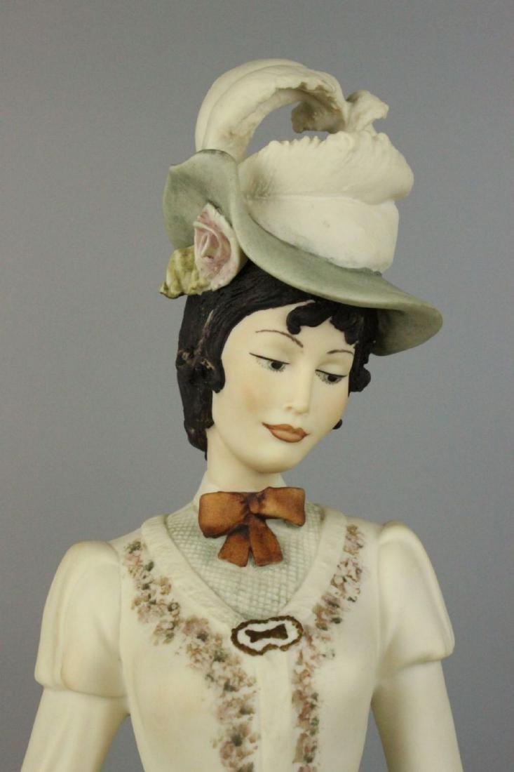 "Giuseppe Armani Figurine ""Fragrance"" LIMITED - 7"