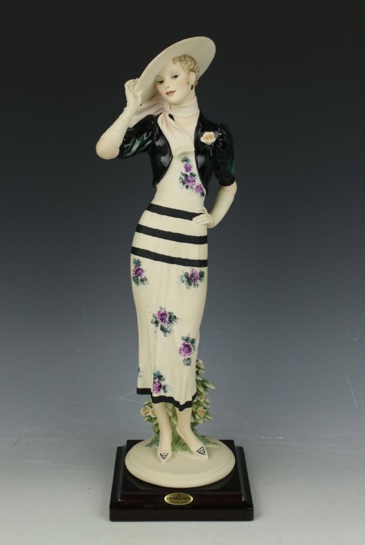 """Giuseppe Armani Figurine """"Tiffany"""""""