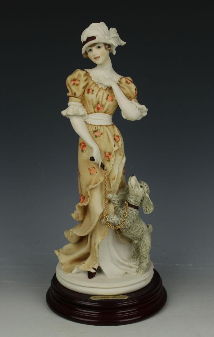"""Giuseppe Armani Figurine """"Dear Friends"""""""