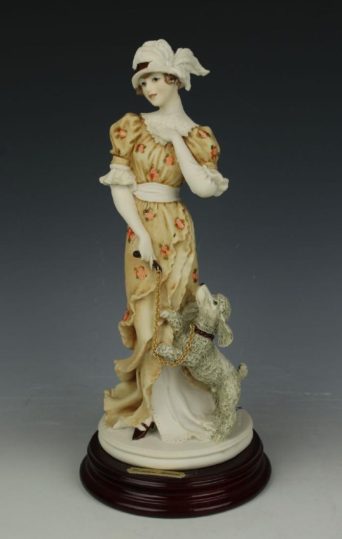 """Giuseppe Armani Figurine """"Dear Friends"""" - 5"""