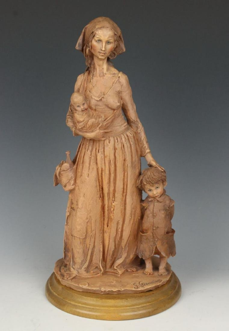 "Giuseppe Armani Figurine ""Gypsy Woman"""
