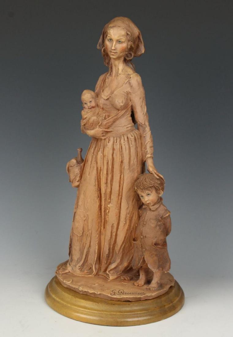 "Giuseppe Armani Figurine ""Gypsy Woman"" - 2"