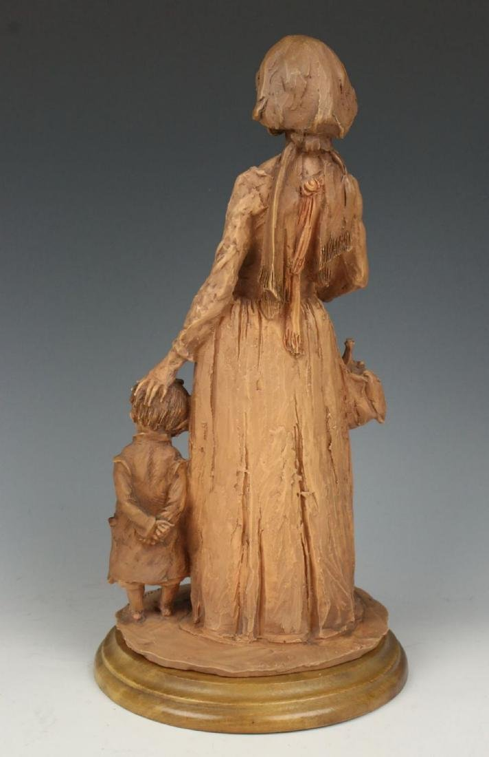 "Giuseppe Armani Figurine ""Gypsy Woman"" - 3"