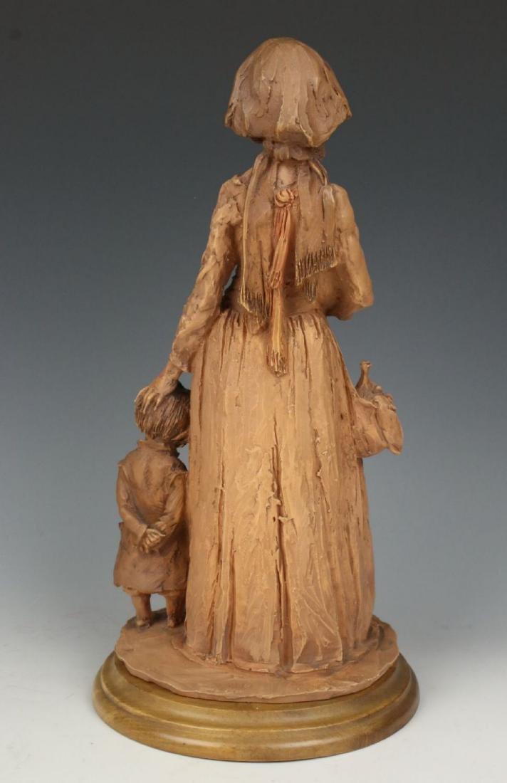 "Giuseppe Armani Figurine ""Gypsy Woman"" - 4"