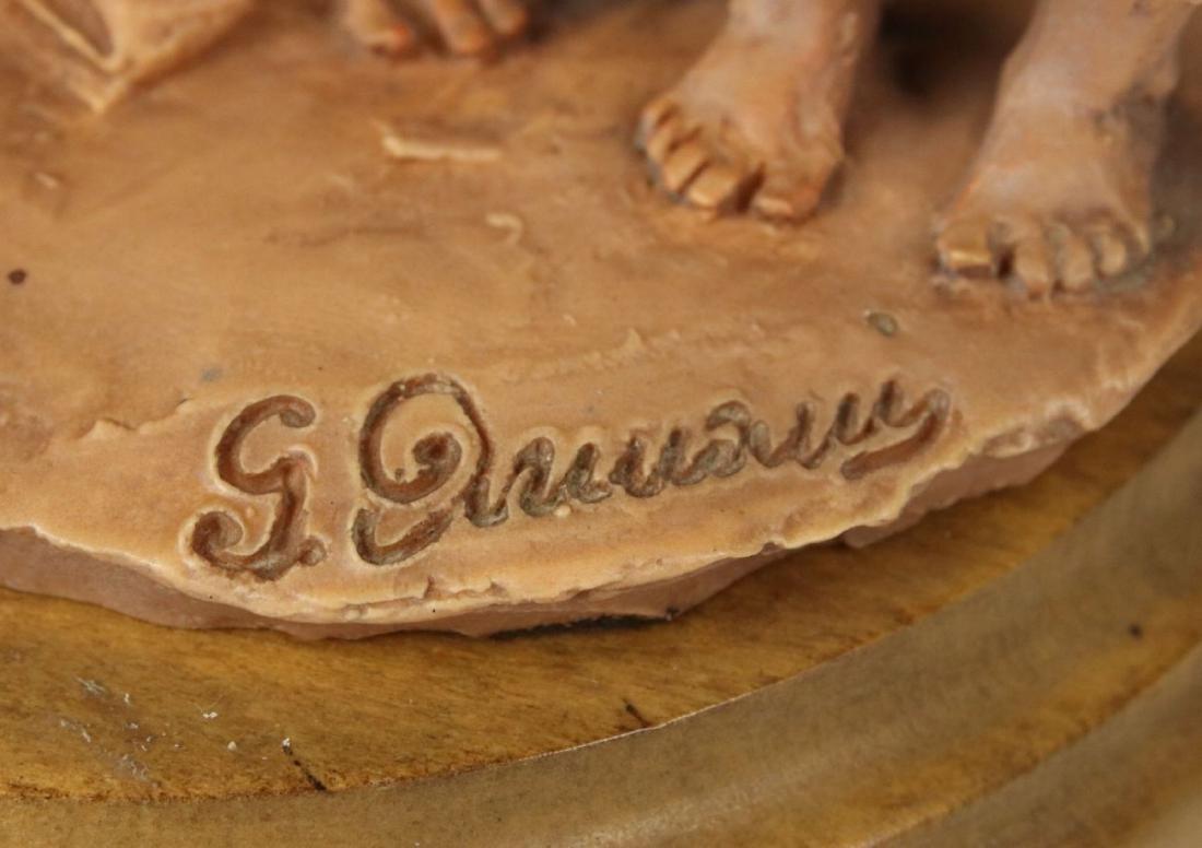 "Giuseppe Armani Figurine ""Gypsy Woman"" - 9"
