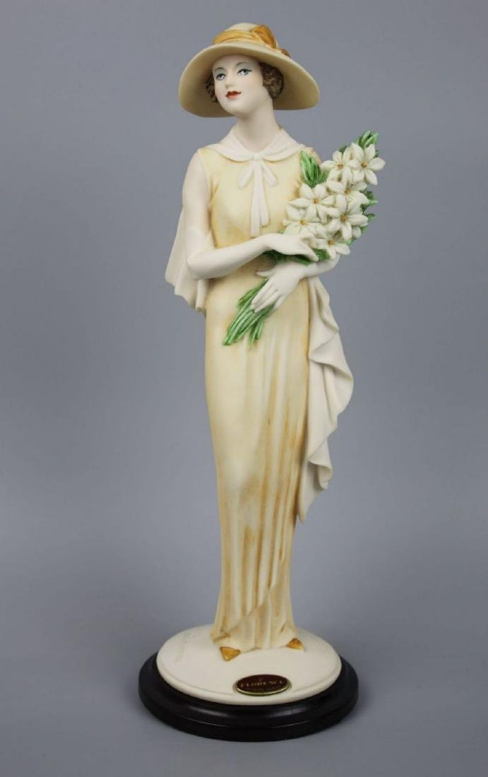 "Giuseppe Armani Figurine ""Wedding Morn"""