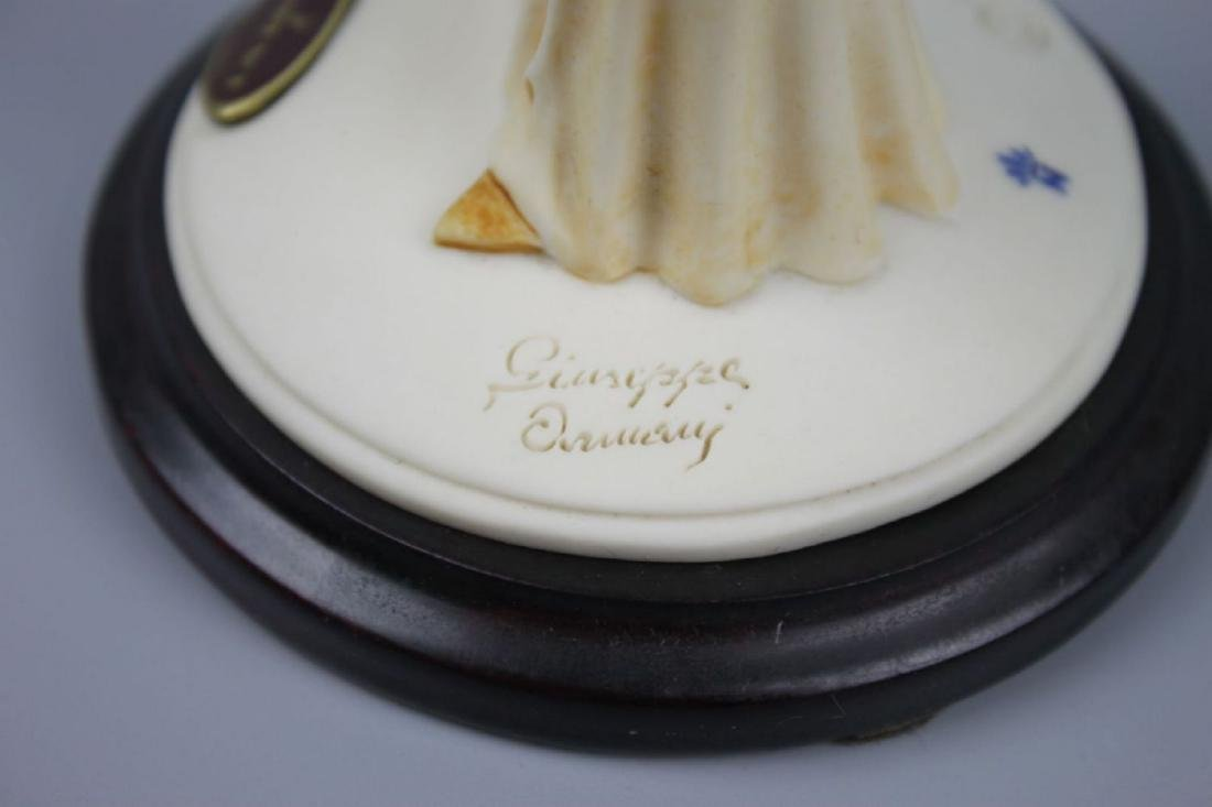 "Giuseppe Armani Figurine ""Wedding Morn"" - 8"